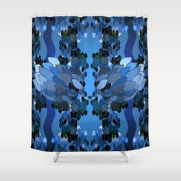 Eye Watch Over You Shower Curtain