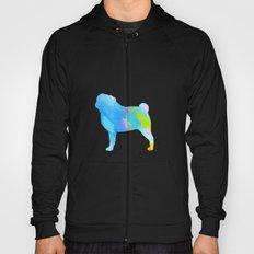 Pugs Pattern Hoody