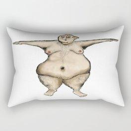 fatso Rectangular Pillow