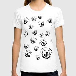 SENSATIONAL GIFTS FOR THE Labrador Retriever Dog LOVER T-shirt