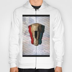 Feel the passion Hoody
