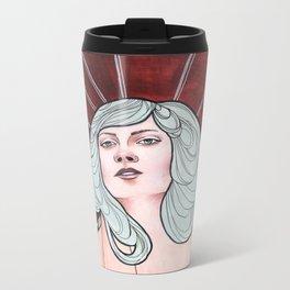 Beauty Metal Travel Mug