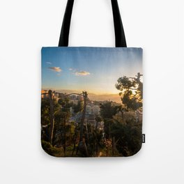 Warmest Dream Tote Bag