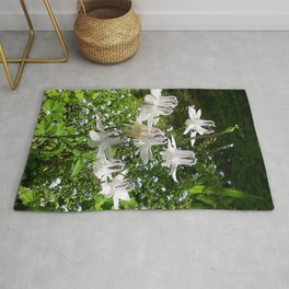 The Doves (Columbine) Rug