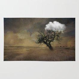 Cloud in the tree Rug
