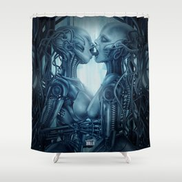 Dolls - Love Generator Shower Curtain