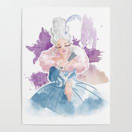 La Femme Bourgeois Poster