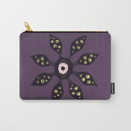 Eye Monster Weird Witchy Art Carry-All Pouch