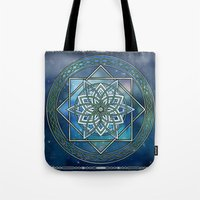 celtic Tote Bags featuring Celtic Dream by MSheehan