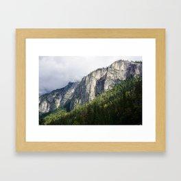 Valley of Light Framed Art Print