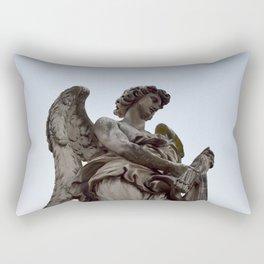 Angels in Rome Rectangular Pillow
