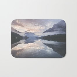 Mornings like this - Landscape and Nature Photography Bath Mat