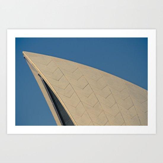 Sydney Opera House III Art Print