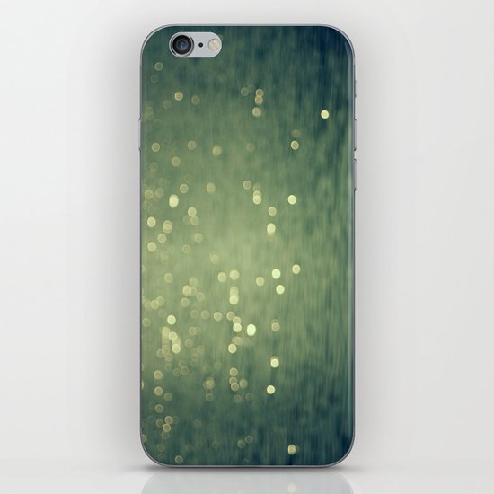 Dancing Light iPhone & iPod Skin
