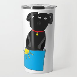 Pup in a Cup Travel Mug