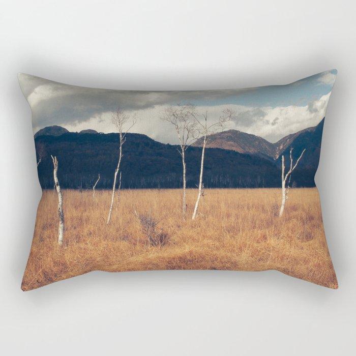 nature love Rectangular Pillow