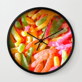 Sweet Candy Wall Clock