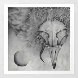 Nekyia Art Print