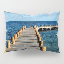 Docking In (Mexico) Pillow Sham