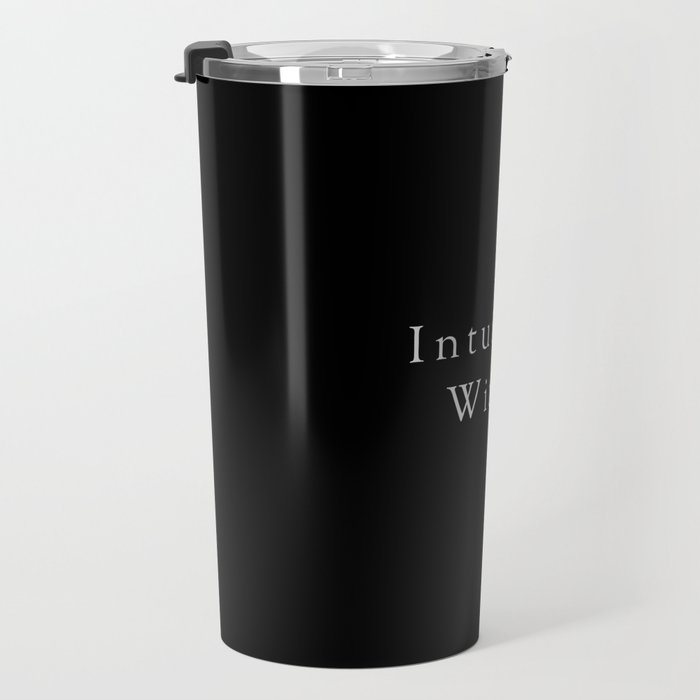 Intuitive Witch Travel Mug
