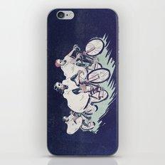 Ghost Race iPhone & iPod Skin