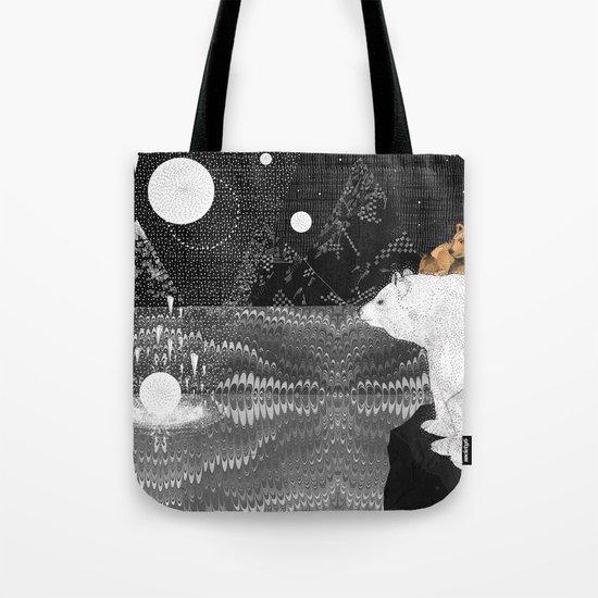 Tomorrow Bear Tote Bag