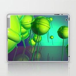 Toxic Lollipop Laptop & iPad Skin