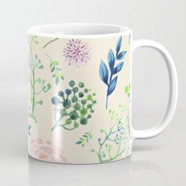 Pastels x Blossoms Coffee Mug