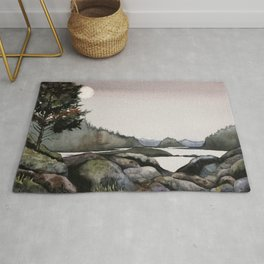 Ucluelet, BC Rug
