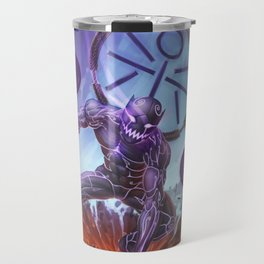 Kurai - By Lunart Travel Mug