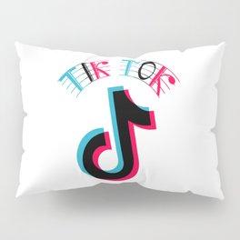 Musically Tik Tok Pillow Sham