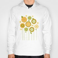 sunshine Hoodies featuring Sunshine by Shelly Bremmer