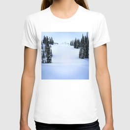 Fresh morning powder T-shirt