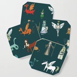 Creatures Coaster