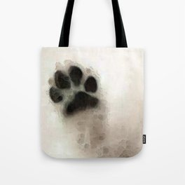 I Paw You - Dog Art By Sharon Cummings Tote Bag