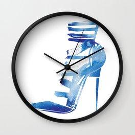 Pumps Wall Clock