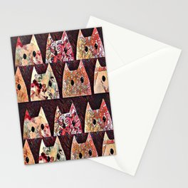 cat-234 Stationery Cards