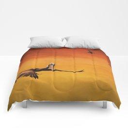 Pelican Heaven Comforters