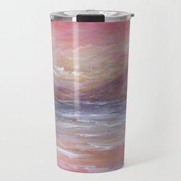 Landscape in Pink MM150601 Travel Mug