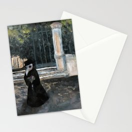 A Plague That Aches Stationery Cards