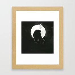 elude Framed Art Print