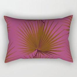 Palm Leaves Edition Rectangular Pillow