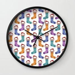 The sock gnomes Wall Clock