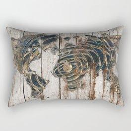 Zodiac Mystery Rectangular Pillow