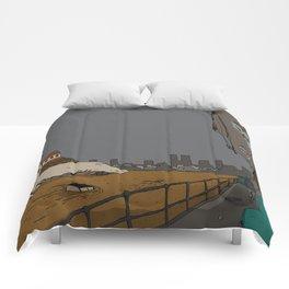 Le Bureau des Ouragans Comforters