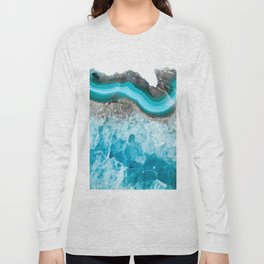Mermaid Agate Long Sleeve T-shirt