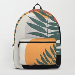 Abstract Shapes No.24 Backpack