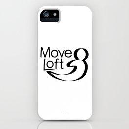 Move Loft Logo iPhone Case