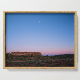Moab Sunset Serving Tray