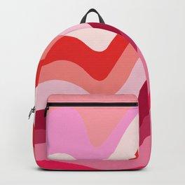 Retro Waves 4 Backpack